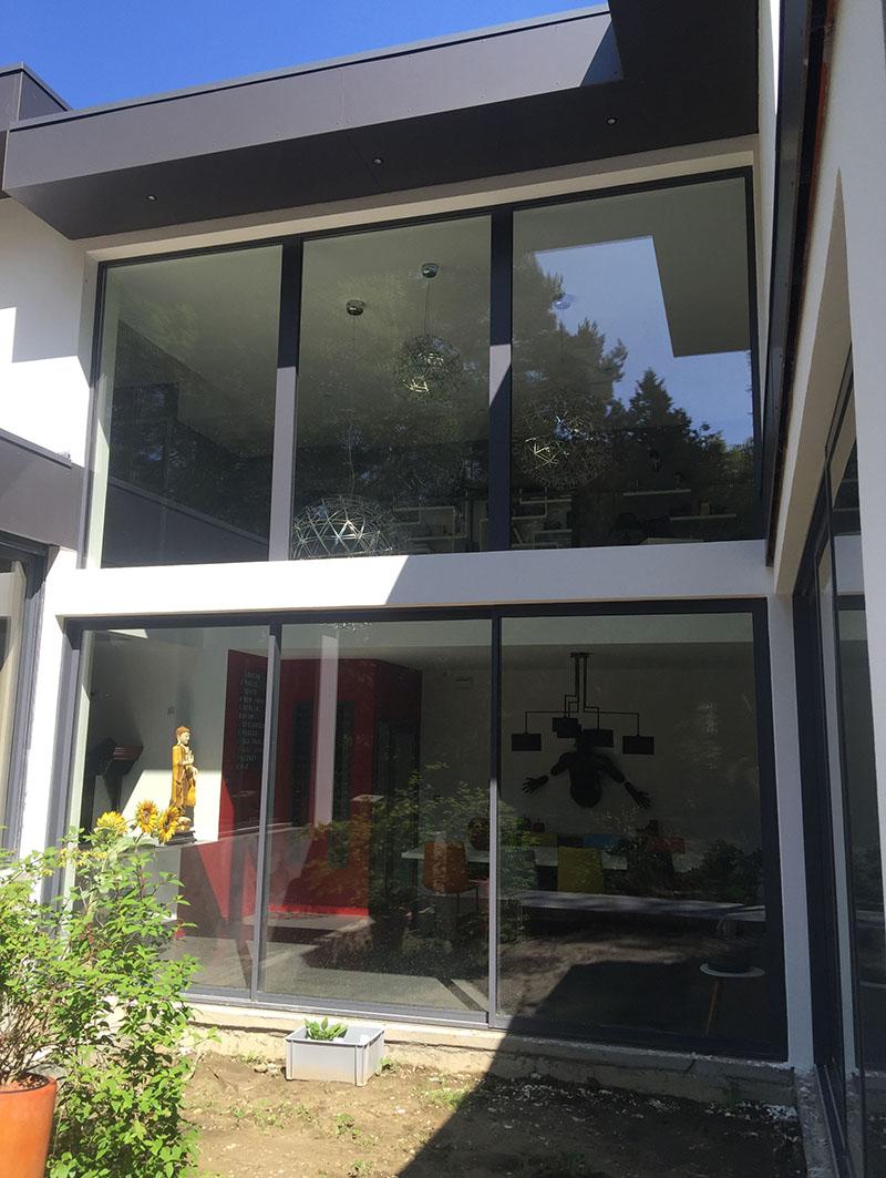 Maison individuelle – Enveloppe du bâtiment