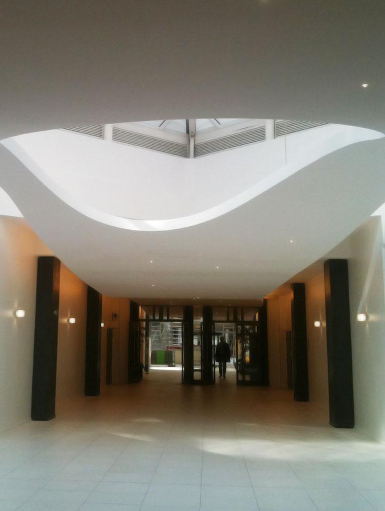 Design structure métallique